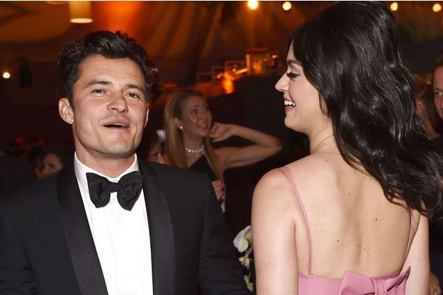 Katy Perry et Orlando Bloom en couple ?