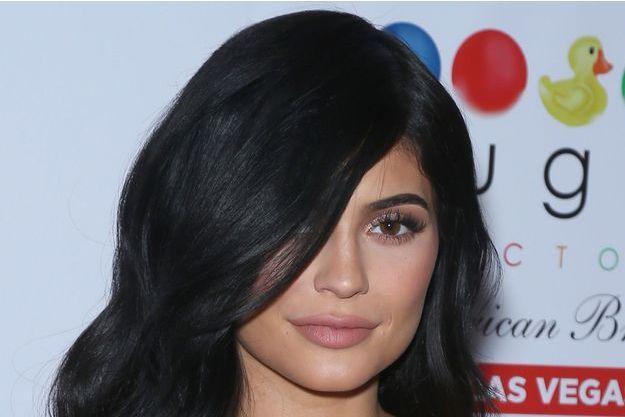 Kylie Jenner en avril 2017.