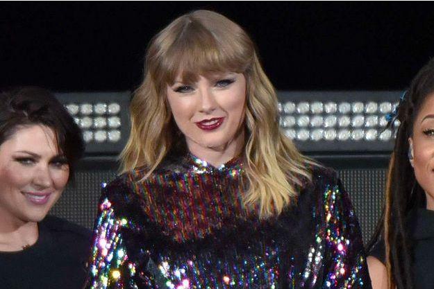 Taylor Swift, le 7 décembre 2017