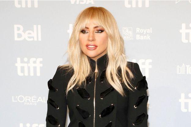 Lady Gaga, le 8 septembre 2017 à Toronto.