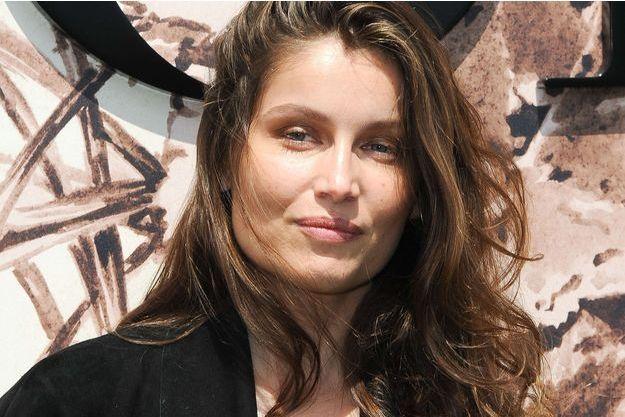 Laetitia Casta en juillet 2017.