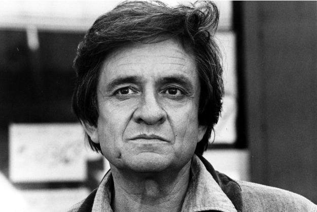 Johnny Cash en 1981.