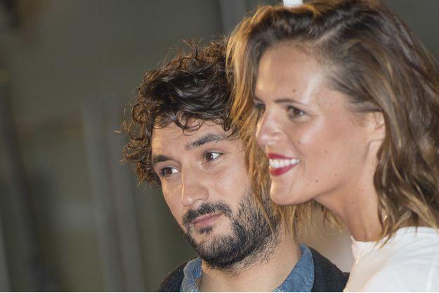 Laure Manaudou et Jérémy Frérot en 2016.
