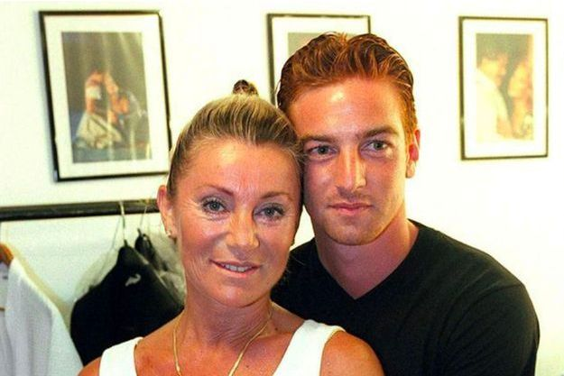 Sheila et Ludovic en 1999.