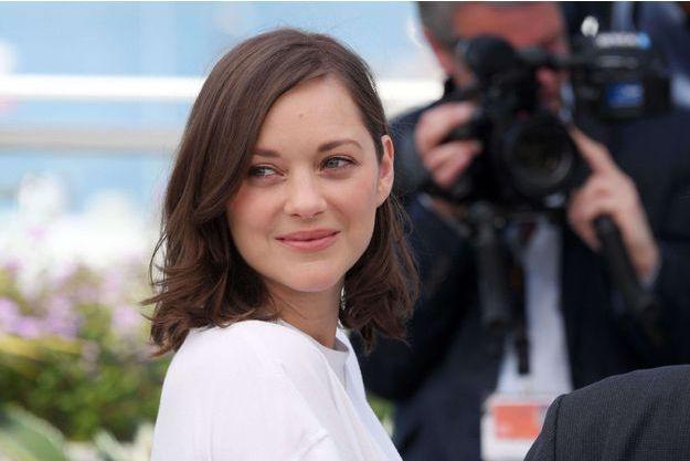 Marion Cotilard à Cannes, le 17 mai 2017.