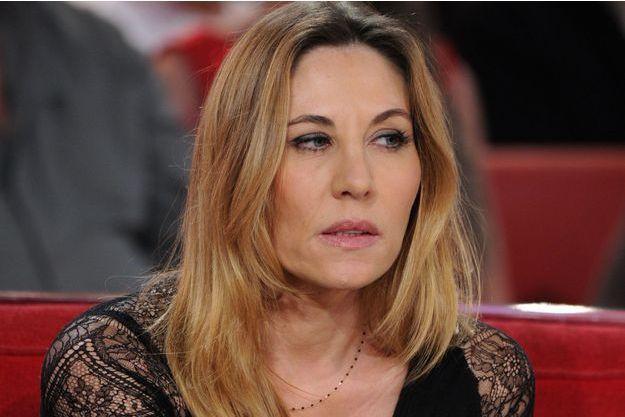 Mathilde Seigner en 2016.