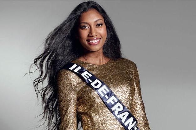 Miss Ile-de-France répond aux questions de Paris Match.