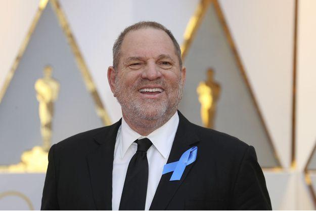 Harvey Weinstein, le 26 février 2017 à Hollywood.