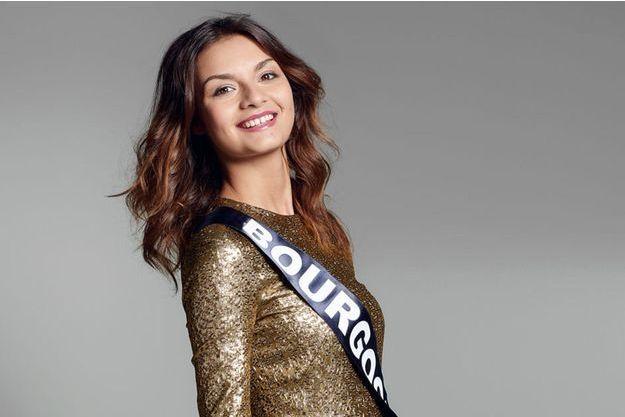 Miss Bourgogne 2016.