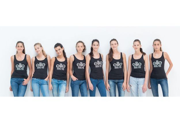 Concours Elite Model Look France 2015.