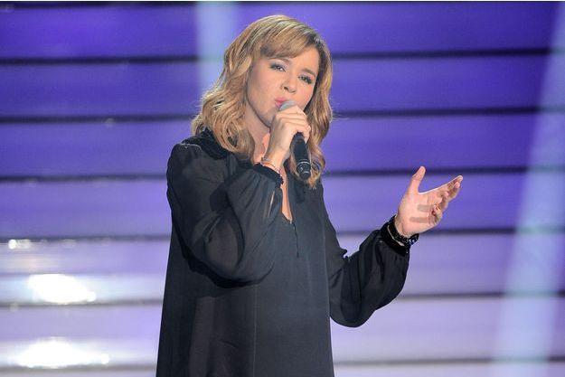 """Le nouvel album de Chimène Badi, """"Au-delà des maux"""", est paru le 4 septembre dernier."""