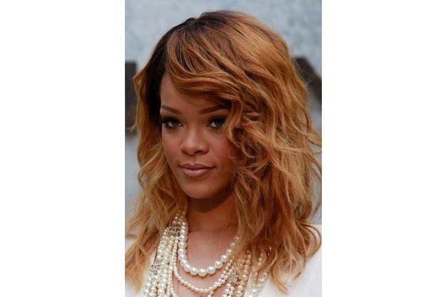 Rihanna en juillet dernier.