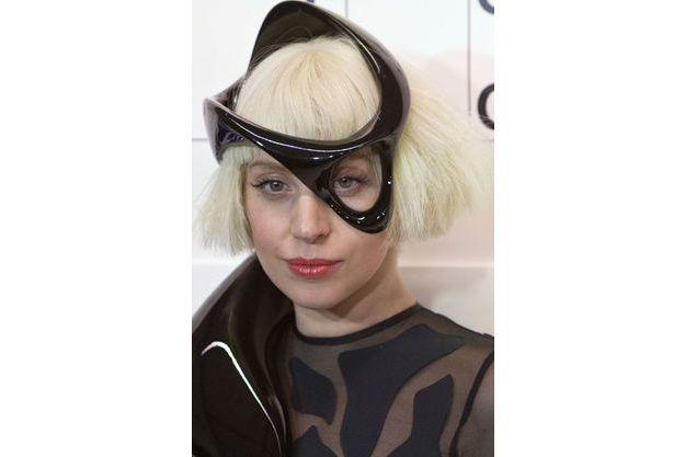 Lady Gaga au ArtRave pour la sortie de son nouvel album ARTPOP