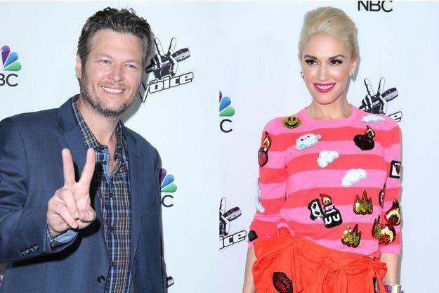 Blake Shelton et Gwen Stefani seraient-ils plus qu'amis ?