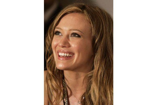 Hilary Duff en 2008.