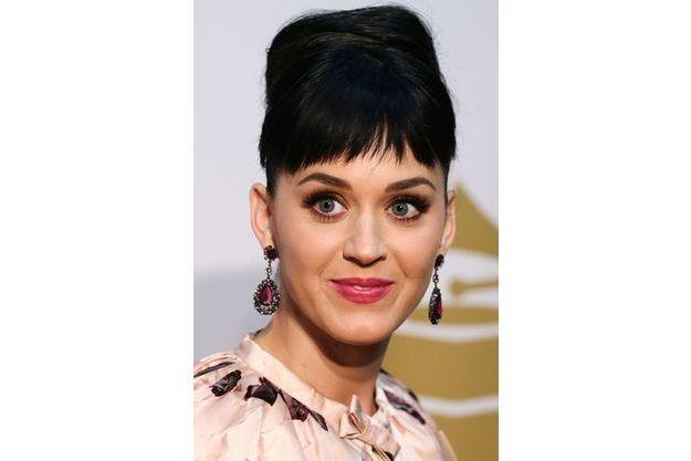 Katy Perry, à Los Angeles, le 27 janvier 2014.
