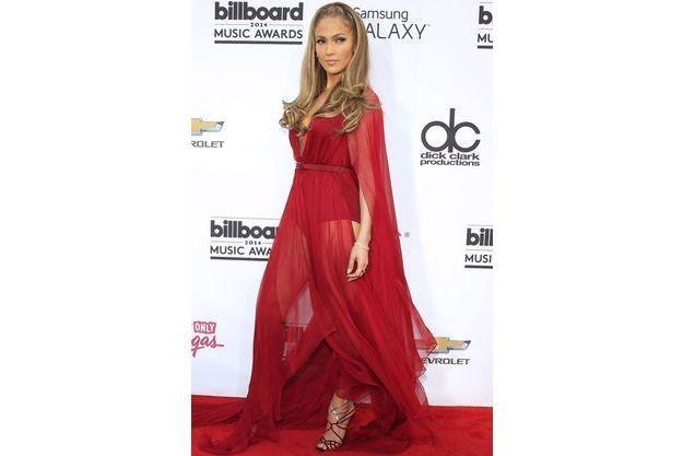 Jennifer Lopez en mai 2014.