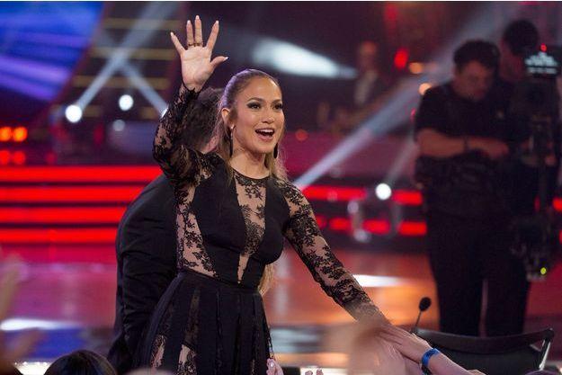 Jennifer Lopez à Los Angeles le 13 mai dernier.