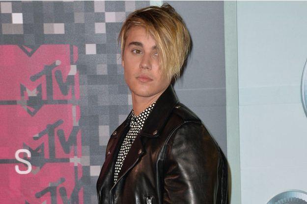 Justin Bieber à Los Angeles le 30 août dernier.