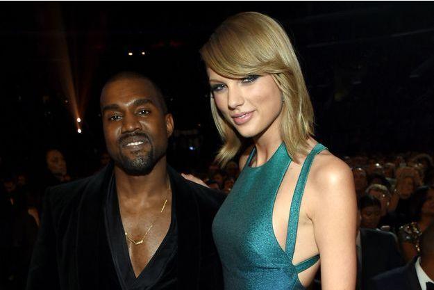 Kanye West et Taylor Swift