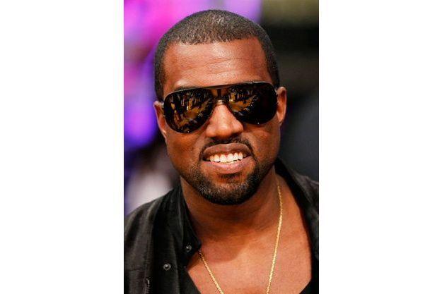 Kanye West en 2010.