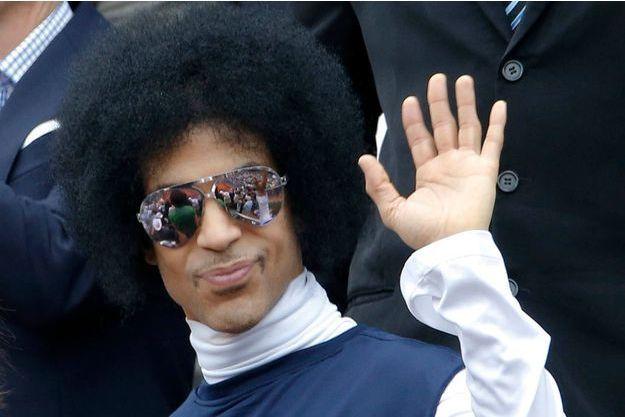 Prince, 2014.