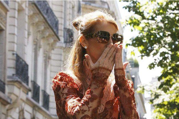 Céline Dion, son soutien aux victimes de Nice.