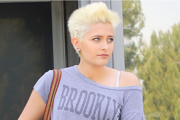 Paris Jackson en mars 2016 à Los Angeles.