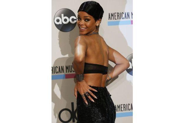 Rihanna aux AMA's 2013
