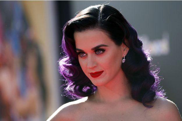 Katy Perry en juin dernier.