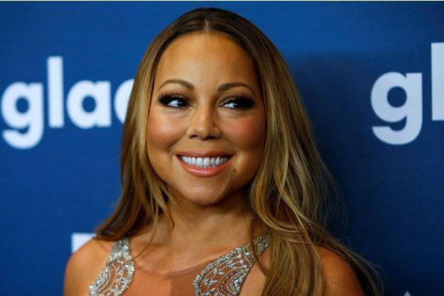 Mariah Carey aux GLAAD Media Awards à New York en mai dernier.