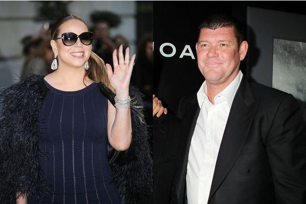 James Packer et Mariah Carey, un coup de coeur en or massif