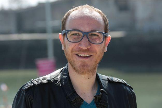 Marius Colucci en 2014.