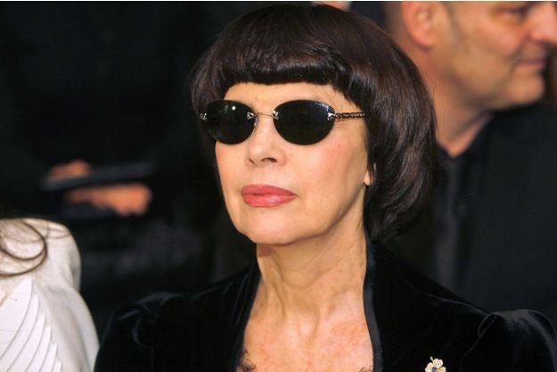 Mireille Mathieu est inconsolable depuis la mort de son ami.