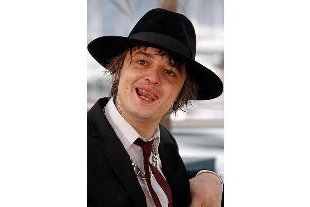 Le musicien Pete Doherty.