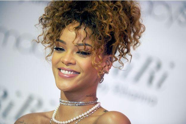 Rihanna en août dernier.