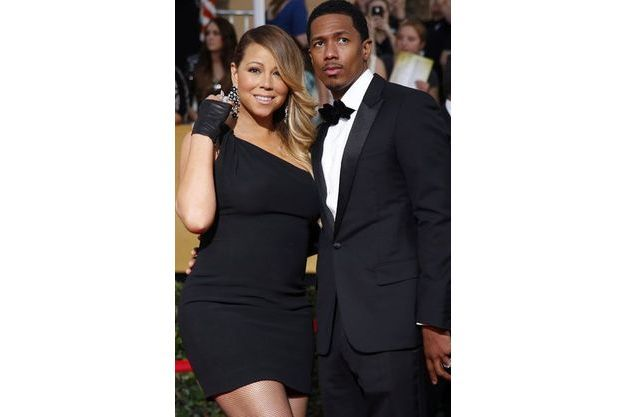 Mariah Carey et Nick Cannon.