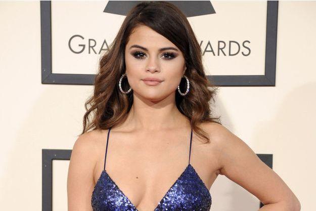 Selena Gomez à Los Angeles le 15 février 2016