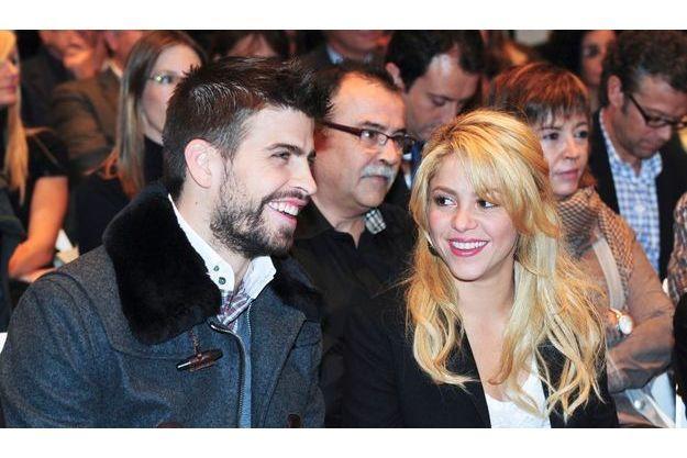 Shakira et Gerard Piqué bientôt parents.