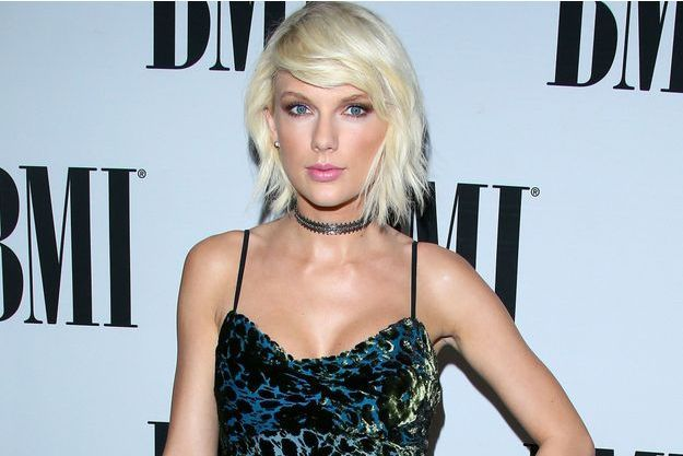 Taylor Swift aux BMI Pop Awards, le 10 mai dernier.