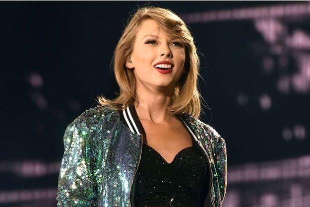 Taylor Swift à Chicago le 19 juillet dernier.