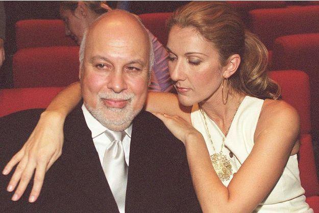 Céline et René en 2002.