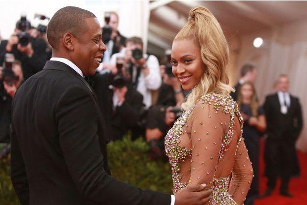 Jay Z et Beyoncé au Met Ball 2015