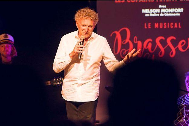 """Nelson Monfort présente le spectacle """"Les copains d'abord music tour"""""""