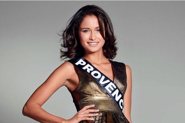 Noémie Mazella, Miss Provence 2016