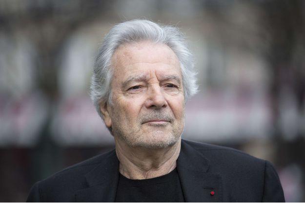 Pierre Arditi à Paris, en février 2017.