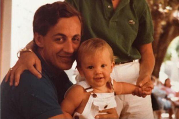 Nicolas et Pierre Sarkozy