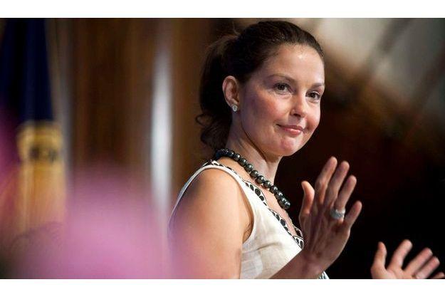 Ashley Judd.
