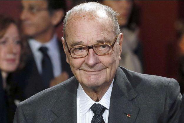 Jacques Chirac, 2014.