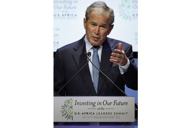 George W. Bush, le 6 août dernier.